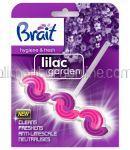 * BRAIT Lilac Garden Dezinfectant pentru Vasul de Toaleta 45g