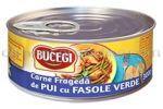 Carne de Pui cu Fasole Verde BUCEGI 300g