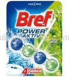 * Dezinfectant Odorizant Solid Pentru Vasul de Toaleta BREF Power Aktiv Pine 50g