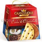 GRAN DUCALE Panettone cu Cocos si Fulgi de Ciocolata 750g