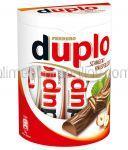 Napolitane Invelite in Ciocolata cu crema de Alune FERRERO DUPLO 10x18.2g