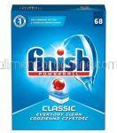 * Pastile pt. Masina de Spalat Vase FINISH Classic 68buc