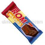 Prajitura cu Crema de Rom si Glazura de Ciocolata ROM 15x35g