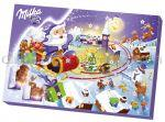 Praline din Ciocolata in Calendar Advent MILKA 200g