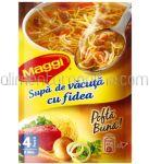Supa de Vacuta cu Fidea MAGGI 5x56g