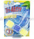 ***** TRI-AKTIV Lemon Odorizant pentru Vasul de Toaleta 45g