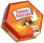 Bomboane din Ciocolata cu Alune de Padure FERRERO KUSSCHEN 124g