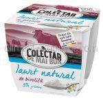 Iaurt Natural din Lapte de Bivolita 3% COLECTAR 300g