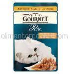 Mancare Umeda pentru Pisici GOURMET Perle cu Pui in Sos 85g