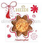 Martisor din Ciocolata HEIDI 11.2g
