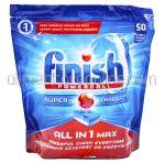 * Pastile pt. Masina de Spalat Vase FINISH ALL in 1 Max 50buc