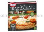 Pizza Congelata Traditionale Mozzarela & Pesto DR.OETKER 393g