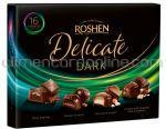 Praline de Ciocolata ROSHEN Delcate Dark 118g