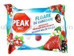Rezerva Dezinfectant Odorizant Solid Pentru Vasul de Toaleta PEAK WC Floare de Curatare Mix Fructe 45g