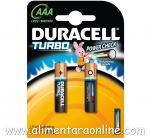 Baterii AAA LR3 DURACELL Turbo 2buc