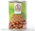 Fasole Borlotti FINE FOOD 400g