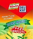 Bors Magic cu Smantana KNORR 40g