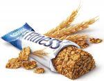 Baton de Cereale cu Grau FITNESS 23,5g