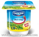 Iaurt Usor 1.8% DANONE Nutriday 100g