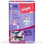 Scutece BELLA Happy 5 (12-25)Kg 58buc